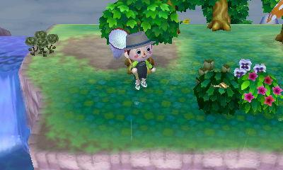 とび 森 カタツムリ